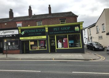 Thumbnail Retail premises for sale in Ormskirk Road, Pemberton, Wigan