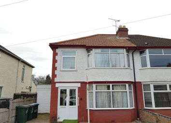 Thumbnail 3 bed semi-detached house for sale in Dovedale Avenue, Longford, Coventry
