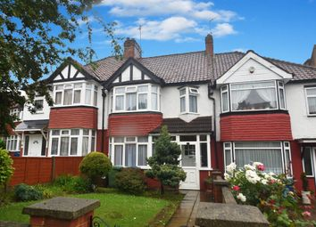 Thumbnail 3 bed terraced house for sale in Brooke Avenue, Harrow