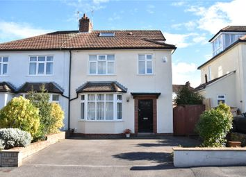 Thumbnail 4 bedroom detached house for sale in Rysdale Road, Westbury-On-Trym, Bristol