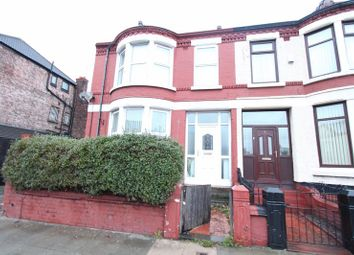 Thumbnail 4 bed terraced house to rent in Walton Hall Avenue, Walton, Liverpool