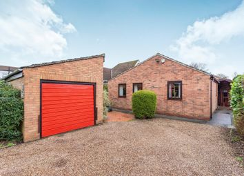 Thumbnail 4 bed detached bungalow for sale in Commonside, Westwoodside, Doncaster