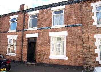 Thumbnail 2 bed terraced house for sale in All Saints Road, Burton-On-Trent, Staffordshire