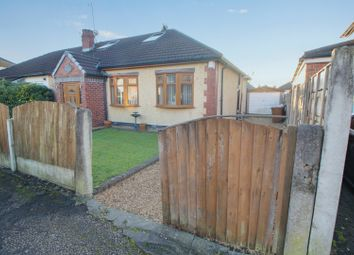 Thumbnail 4 bed semi-detached bungalow for sale in Frances Avenue, Gatley, Greater Manchester