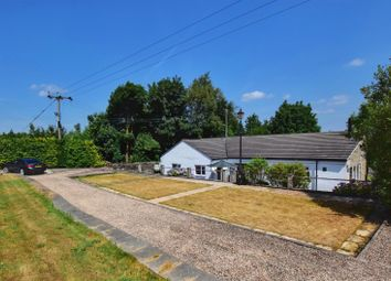 Thumbnail 4 bedroom bungalow for sale in Manchester Road, Penistone, Sheffield, South Yorkshire
