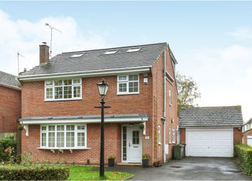 Thumbnail 5 bed detached house for sale in Old Road, Romsey