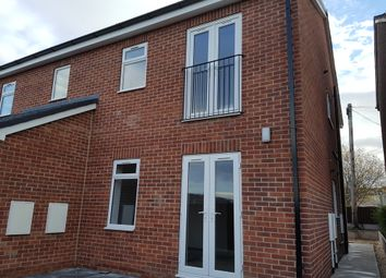 Thumbnail 2 bed flat to rent in Hawthorne Way, Carlton-In-Lindrick, Worksop