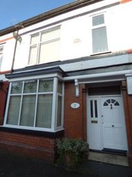 Thumbnail 3 bed terraced house for sale in Railton Avenue, Manchester, Greater Manchester