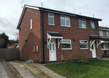 Thumbnail 2 bed semi-detached house to rent in Sandringham Drive, Grantham