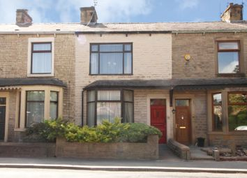 Thumbnail 2 bed terraced house for sale in Blackburn Road, Clayton-Le-Moors, Lancashire