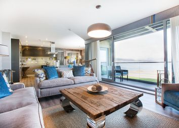 Thumbnail 2 bed flat for sale in Style J2, Phase 2, The Gantocks, Gourock, Inverclyde