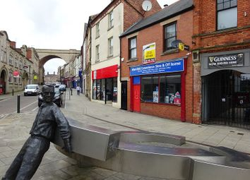 Thumbnail Retail premises for sale in 35A Church Street, Mansfield, Nottinghamshire