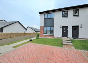 Thumbnail 4 bedroom semi-detached house for sale in Sunnyside Road, Alloa