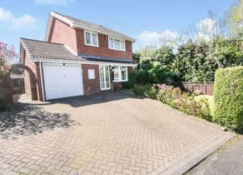 4 bed detached house for sale in Rosehall Close, Redditch B98