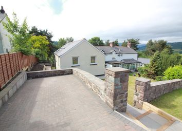 Thumbnail 4 bed semi-detached house for sale in Station Road, Gilwern, Abergavenny