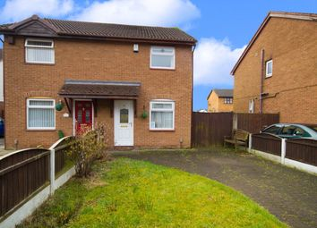 Thumbnail 2 bed semi-detached house for sale in Rainbow Drive, Halewood, Liverpool