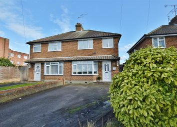 Thumbnail 3 bed semi-detached house for sale in High Street, London Colney, St. Albans