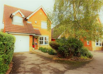 Thumbnail 3 bed detached house for sale in St. Lawrence Park, Chepstow