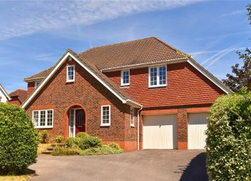 Thumbnail 5 bedroom detached house for sale in Holly Spring Lane, Warfield, Berkshire