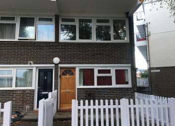 Thumbnail 3 bed maisonette to rent in Blanchard Close, London