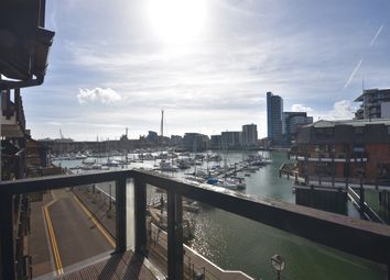 Thumbnail 2 bed flat to rent in Moorhead Court, Ocean Village, Southampton, Hampshire