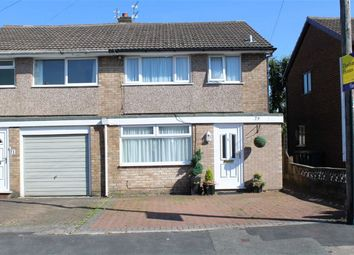 Thumbnail 3 bed semi-detached house to rent in Longfield, Fulwood, Preston