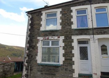 Thumbnail 3 bed end terrace house for sale in King Street, Miskin, Mountain Ash