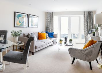 Thumbnail 1 bed flat for sale in Bessemer Road, Welwyn Garden City