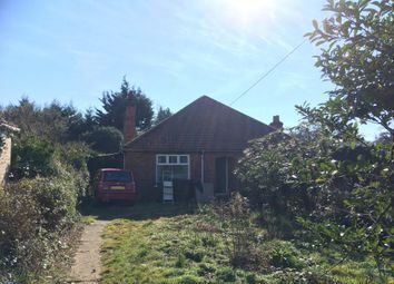 Thumbnail 3 bedroom detached bungalow for sale in Plumstead Road, Norwich, Norfolk