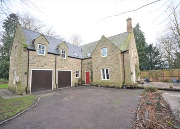 Thumbnail 5 bed detached house for sale in Leazes Lane, Wolsingham, Bishop Auckland