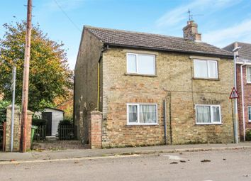 Thumbnail 3 bedroom detached house to rent in High Street, Benwick, March