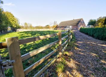 Thumbnail 4 bed detached house for sale in Park Cottages, Campey Lane, Melbourne, York