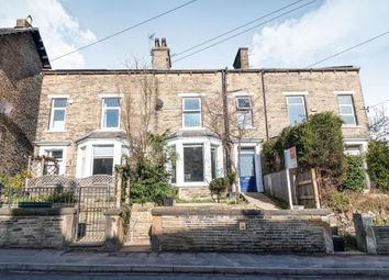 Thumbnail 4 bed terraced house for sale in Wakefield Road, Hipperholme, Halifax, West Yorkshire