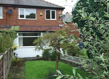Thumbnail 3 bed semi-detached house to rent in Windermere Drive, Bury