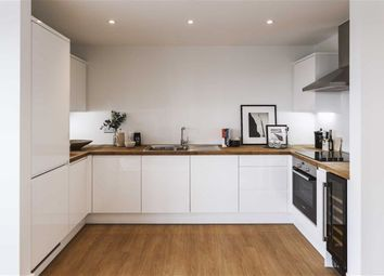 Thumbnail 3 bed flat for sale in Fusion Court, Stratford, London
