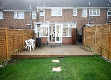 Thumbnail 2 bed terraced house to rent in Hastings Road, Kingsthorpe, Northampton