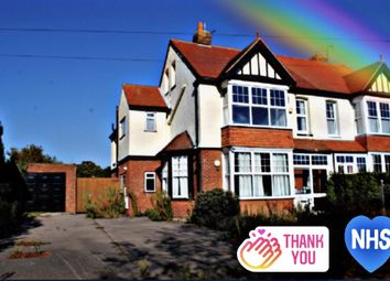 Thumbnail 8 bed semi-detached house for sale in Hadleigh Road, Frinton-On-Sea
