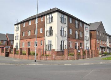 Thumbnail 2 bed flat for sale in Oaklands Court, Leeds