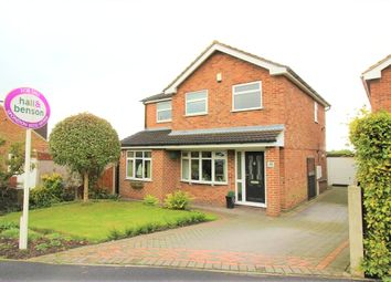 Thumbnail 4 bed detached house for sale in Arundel Drive, Spondon, Derby