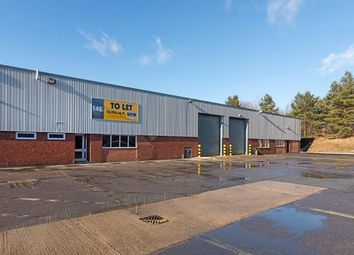 Thumbnail Light industrial to let in Units 14/15, Consett Number One Industrial Estate, Consett