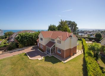 Thumbnail 4 bedroom detached house for sale in Seaway Lane, Torquay