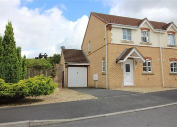 Thumbnail 3 bed semi-detached house for sale in Becklake Close, Roundswell, Barnstaple