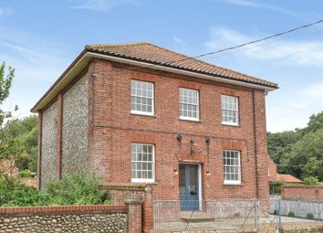 Thumbnail 4 bed detached house to rent in The Street, Hindolveston, Dereham