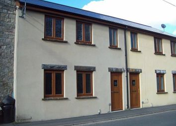 Thumbnail 3 bed terraced house for sale in Brewers Cottages, Ystradgynlais, Swansea.