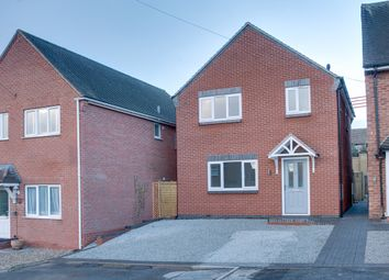 Thumbnail 3 bed detached house for sale in Crompton Avenue, Bidford-On-Avon, Alcester