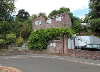 Thumbnail 4 bed detached house for sale in Glenmount Drive, Poole