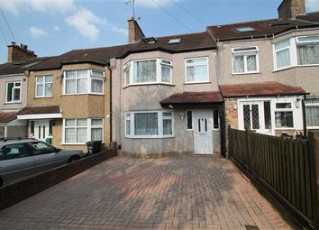 Thumbnail 4 bed terraced house for sale in Sherwood Road, Coulsdon
