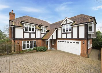 Thumbnail 5 bed detached house to rent in Wrens Hill, Oxshott