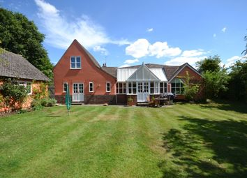 Thumbnail 5 bed detached house for sale in Cock Green, Felsted, Dunmow