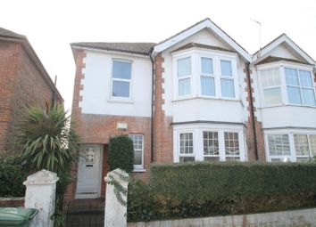 Thumbnail 1 bed flat for sale in Mitten Road, Bexhill-On-Sea